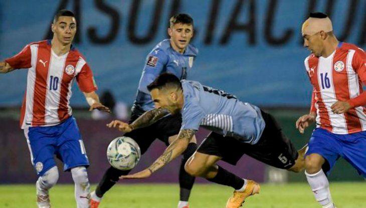 El partido armó polémica en Uruguay.