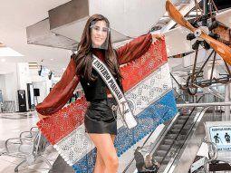 """Vanessa Castro aseguró que está más que capacitada para deslumbrar en el Miss Universo, hoy la reina paraguaya tendrá la entrevista con los jueces. """"Estoy preparada para arrasar, siempre trato de respirar hondo, no me pongo nerviosa cuando me hacen una entrevista"""", afirmó. La final será este 16 de mayo a las 21 horas de Paraguay y será transmitido por el canal de cable TNT."""
