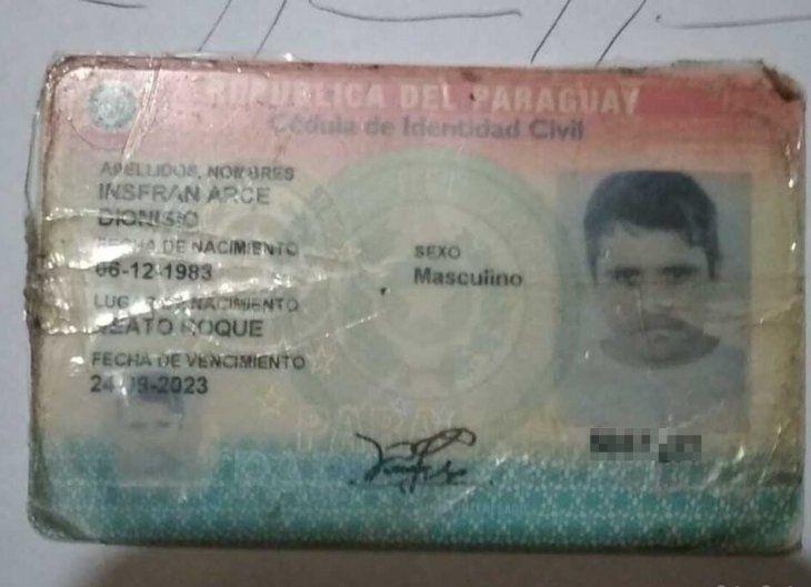 El supuesto autor quiso huir hacia la zona del río Paraguay pero le atraparon.