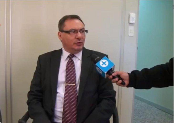 Juez Enrique González Martin.
