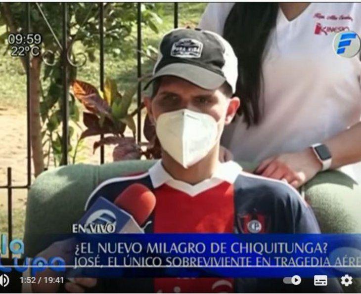 Zaván es un hincha apasionado del Ciclón y contó que uno de sus deseos es conocer a Morales.