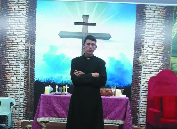 Pedro Fabián Ramírez se habría ordenado en una iglesia creada en 2011 en Corrientes.