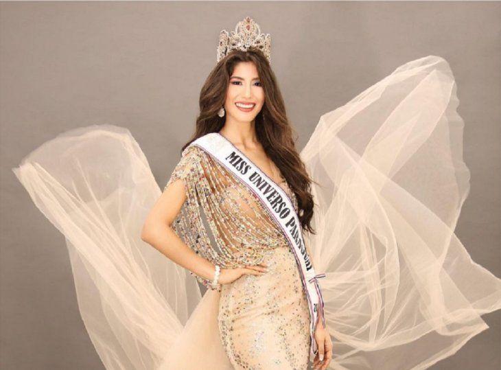 Vanessa se mostró muy segura de sí misma. Telemundo la presentó como una de las favoritas a ganar el certamen Miss Universo.