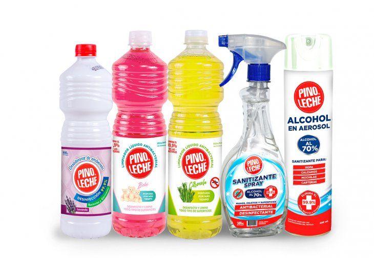 Pinoleche te da algunos consejos para desinfectar el hogar.