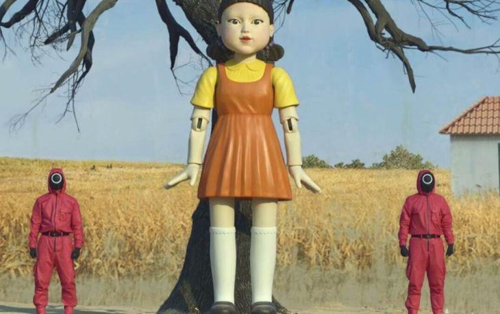 La serie es una de las más vistas en el país y los memes sobr la muñeca no paran.
