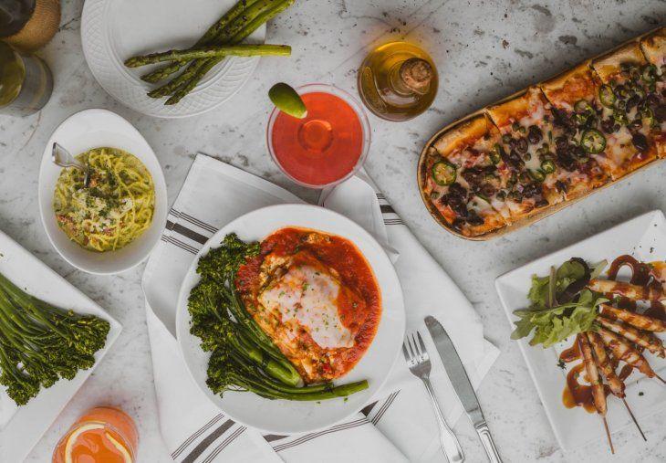 Las gastronomías italiana y china son las más populares del mundo