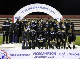 Fin del semestre El Decano cerró la primera mitad del año con el vicecampeonato en el Apertura y una heroica clasificación a octavos de final de la Libertadores. (FOTO: APF)