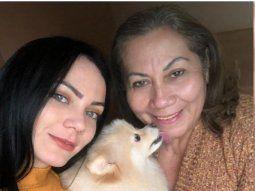 """Pamela Rodríguez despidió a su madre a través de sus redes sociales y dijo que está muy tranquila. """"Vivo con una gran paz en mi porque en vida se que di y doy lo mejor siempre, no esperé nada. Hoy es el día, después ya para qué. Hoy con mucho amor suelto y confío"""", escribió."""