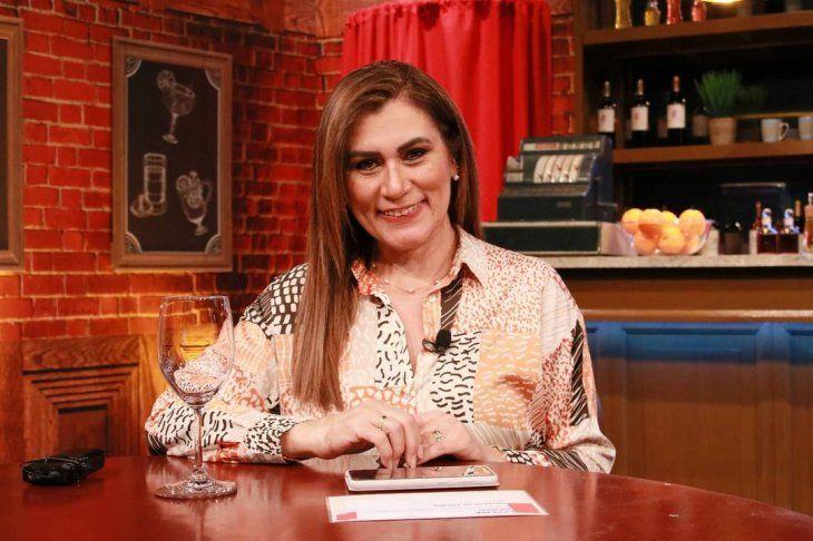 Tras la presentación de María Teresa López