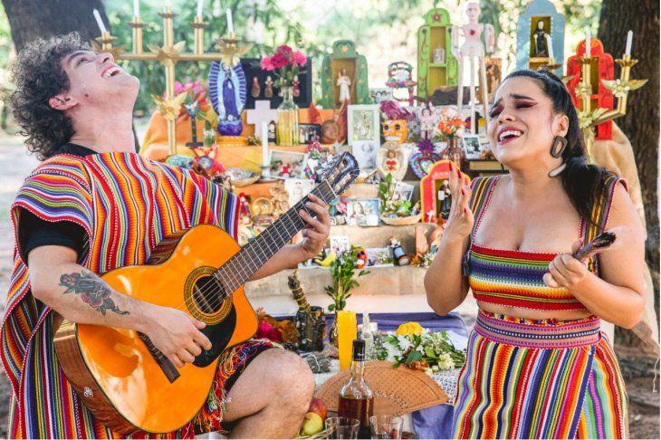 """Los músicos comentaron que el videoclip de Desapego fue filmado en Asunción y Piribebuy. """"Nos pasó que en algunas escenas no aguantamos y empezamos a llorar"""""""