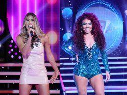 Jessica Torres y su pareja Mathias Franco interpretaron un reguetón de Thalía, pero según Techy lo hicieron muy mal por eso tuvieron el puntaje más bajo del estreno del Canta Conmigo Paraguay.