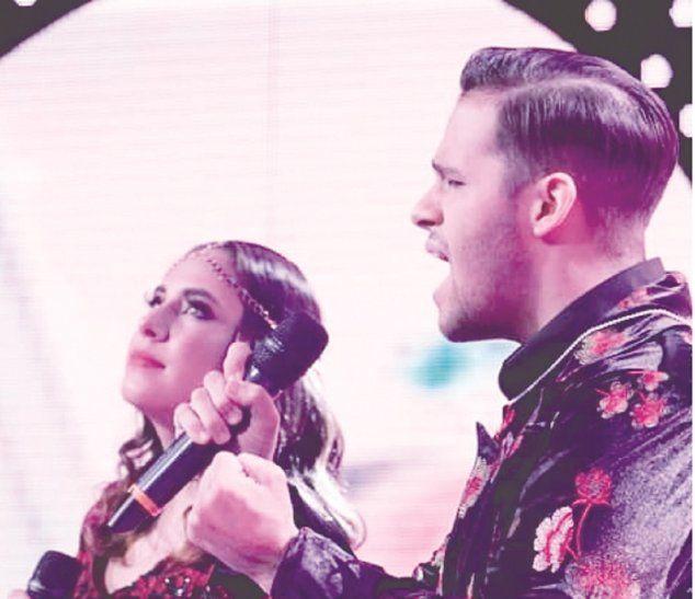 El Canta Conmigo Paraguay va poniéndose cada vez más difícil y el jurado no perdona ni el más mínimo error en los shows. Podés ver el concurso de lunes a viernes a las 21:45 horas por Telefuturo.