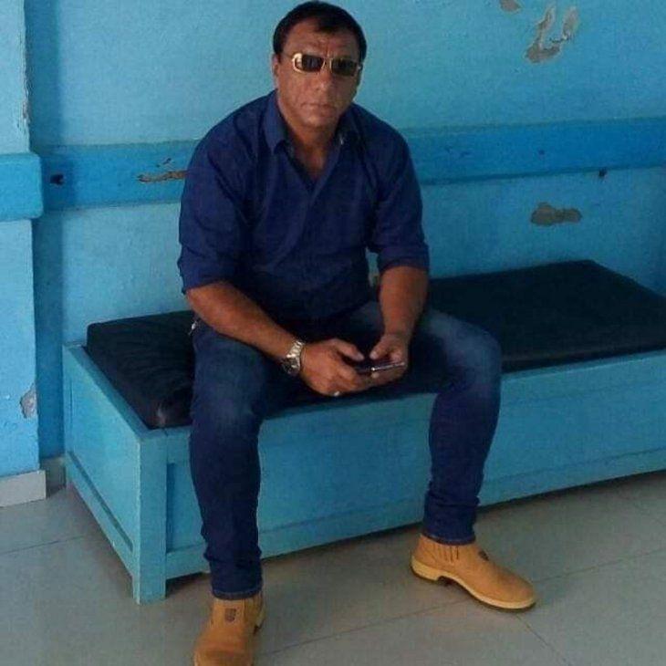 Darío Balbuena Bernal