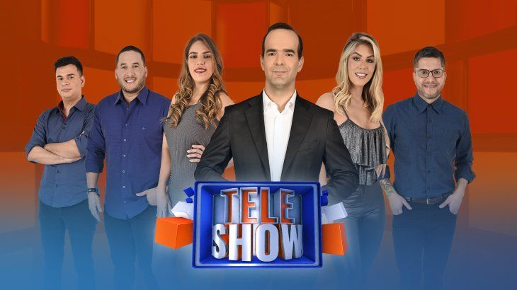 Súper estreno. El programa de espectáculos número uno de la televisión paraguaya regresa a Telefuturo después de 10 años.