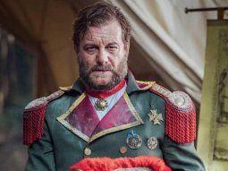 Roberto dijo a EXTRA que la historia que relatan en la novela no representa a la versión oficial de lo ocurrido durante la Guerra de la Triple Alianza. Es una narración novelesca.