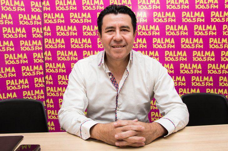 El más cálido, Darío González, se une a Radio Palma FM