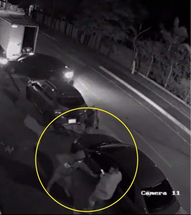 Locutor fue asaltado y raptado: Me dijeron que me dispararían
