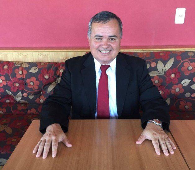 Arístides Aguilar es el primer intendente del departamento de Itapúa en fallecer por Covi-19.