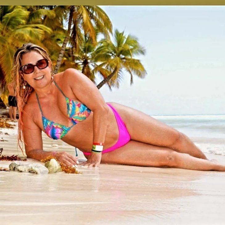 Bibi Landó: Hoy me amo más que antes y eso me hace feliz
